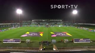 Rio Ave FC x Sporting CP: Confere aqui a constituição das equipas!