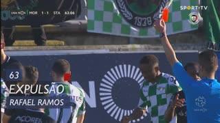 Santa Clara, Expulsão, Rafael Ramos aos 63'