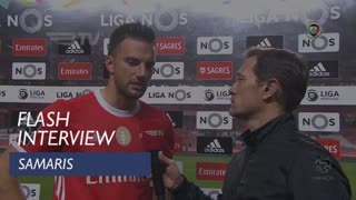Liga (23ª): Flash Interview Samaris