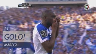 GOLO! FC Porto, Marega aos 14', FC Porto 1-0 Vitória SC