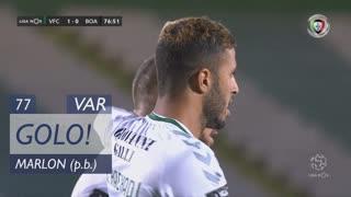 GOLO! Vitória FC, Marlon (p.b.) aos 77', Vitória FC 1-0 Boavista FC