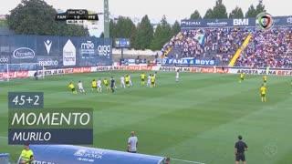 FC P.Ferreira, Jogada, Murilo aos 45'+2'
