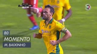 FC P.Ferreira, Jogada, Marco Baixinho aos 80'