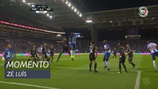 FC Porto, Jogada, Zé Luís aos 2'