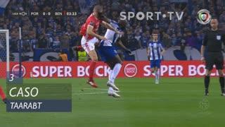 SL Benfica, Caso, Taarabt aos 3'