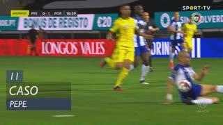 FC Porto, Caso, Pepe aos 11'