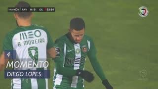 Rio Ave FC, Jogada, Diego Lopes aos 4'