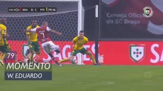 SC Braga, Jogada, Wilson Eduardo aos 79'