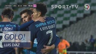 GOLO! FC Porto, Luis Díaz aos 90'+1', Vitória FC 0-4 FC Porto