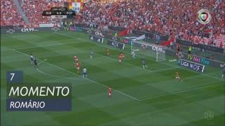 FC Porto, Jogada, Romário aos 7'
