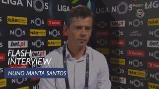 Nuno Manta Santos: