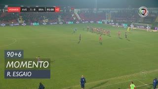 SC Braga, Jogada, Ricardo Esgaio aos 90'+6'