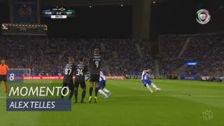 FC Porto, Jogada, Alex Telles aos 8'