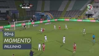 SC Braga, Jogada, Paulinho aos 90'+6'