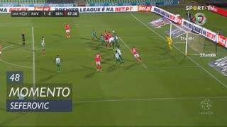 SL Benfica, Jogada, Seferovic aos 48'