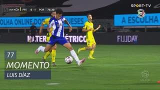 FC Porto, Jogada, Luis Díaz aos 77'