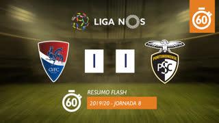 Liga NOS (8ªJ): Resumo Flash Gil Vicente FC 1-1 Portimonense
