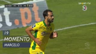 FC P.Ferreira, Jogada, Marcelo aos 19'