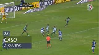 Rio Ave FC, Caso, Aderllan Santos aos 28'
