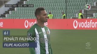 Rio Ave FC, Jogada, Filipe Augusto aos 61'