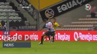 Boavista FC, Caso, Neris aos 44'