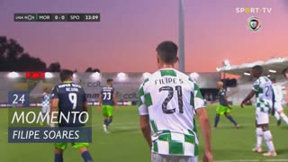 Moreirense FC, Jogada, Filipe Soares aos 24'