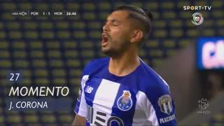 FC Porto, Jogada, J. Corona aos 27'