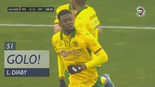 GOLO! FC P.Ferreira, L. Diaby aos 51', FC P.Ferreira 1-1 Vitória FC