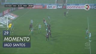 Moreirense FC, Jogada, Iago Santos aos 29'