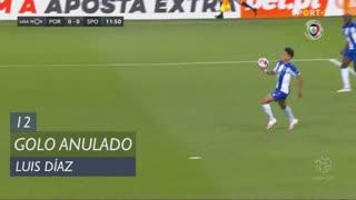 FC Porto, Golo Anulado, Luis Díaz aos 12'