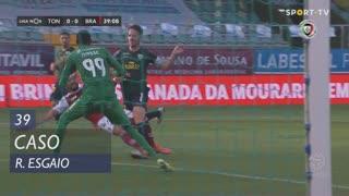 SC Braga, Caso, Ricardo Esgaio aos 39'