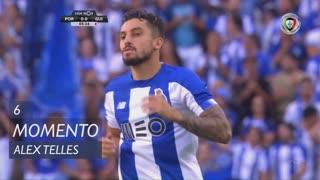 FC Porto, Jogada, Alex Telles aos 6'