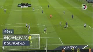 FC Famalicão, Jogada, Pedro Gonçalves aos 45'+1'