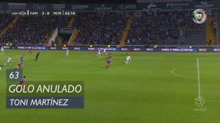 FC Famalicão, Golo Anulado, Toni Martínez aos 63'
