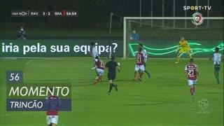 SC Braga, Jogada, Trincão aos 56'