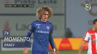 Gil Vicente FC, Jogada, Kraev aos 74'