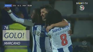 GOLO! FC Porto, Marcano aos 76', Santa Clara 0-2 FC Porto