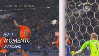 FC Porto, Jogada, Marcano aos 90'+1'