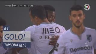 GOLO! Vitória SC, Tapsoba aos 64', Vitória SC 3-0 Belenenses SAD