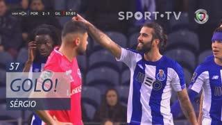 GOLO! FC Porto, Sérgio aos 57', FC Porto 2-1 Gil Vicente FC
