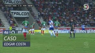Marítimo M., Caso, Edgar Costa aos 46'