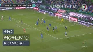 Sporting CP, Jogada, Rafael Camacho aos 45'+2'