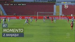 CD Aves, Jogada, Zidane Banjaqui aos 87'
