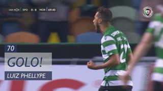 GOLO! Sporting CP, Luiz Phellype aos 70', Sporting CP 1-0 Moreirense FC