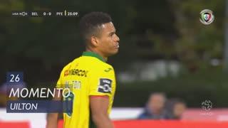 FC P.Ferreira, Jogada, Uilton aos 26'
