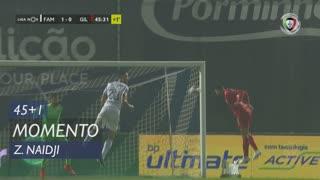 Gil Vicente FC, Jogada, Z. Naidji aos 45'+1'
