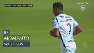 FC Famalicão, Jogada, Walterson aos 87'