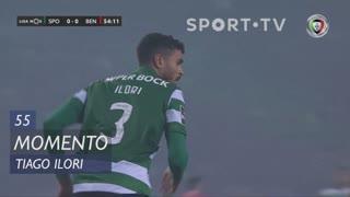 Sporting CP, Jogada, Tiago Ilori aos 55'