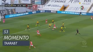 SL Benfica, Jogada, Taarabt aos 53'