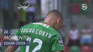 Marítimo M., Jogada, Edgar Costa aos 26'